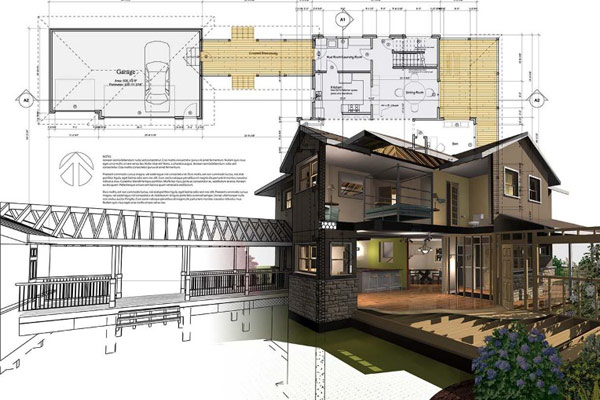 Kiến trúc đang giữ vai trò quan trọng trong cuộc sống hiện nay