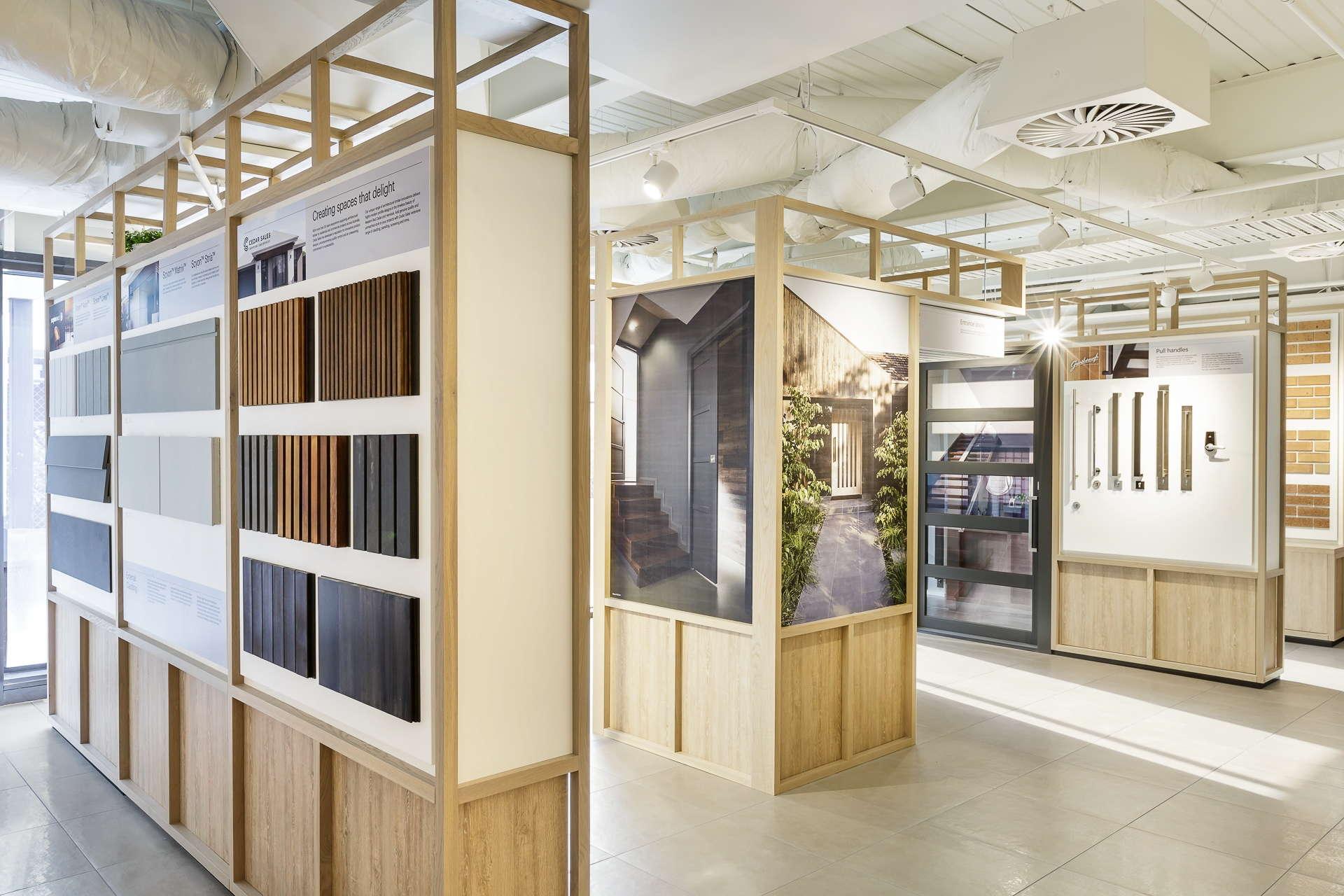Những điều cần biết khi thiết kế showroom nội thất đẹp hiện nay